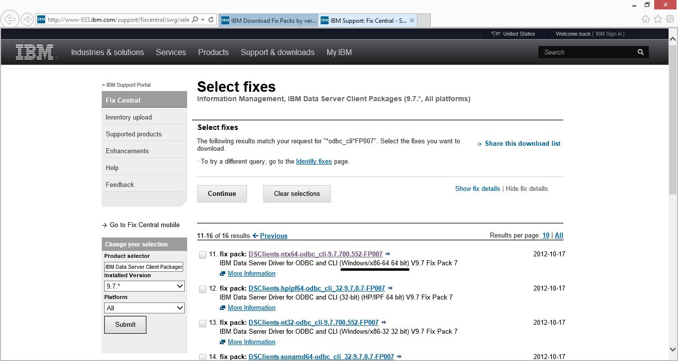IBM download